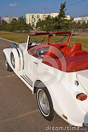 Rare Excalibur cabrio roadster