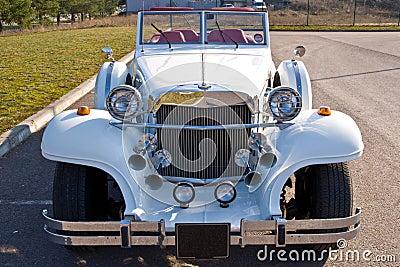 Rare Excalibur car