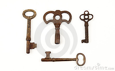 Rare Old Keys