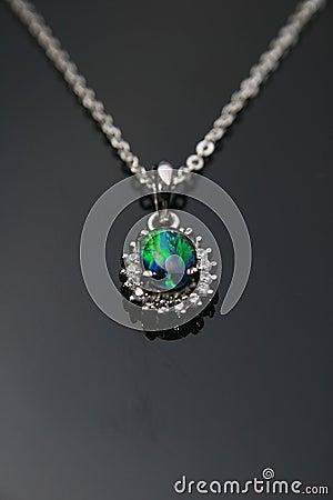 Rare opal