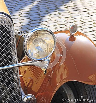 Rarity car detail