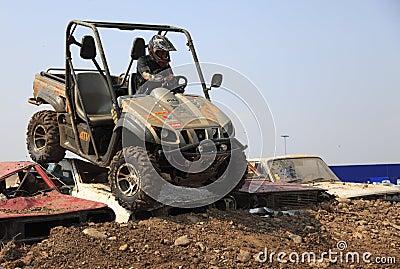 Ras ATV Redactionele Foto