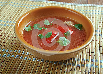 Rasam Soup Stock Photo - Image: 57185242