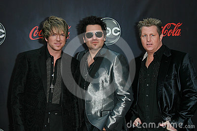 Rascal Flatts Editorial Image