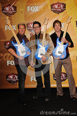 Rascal Flatts Editorial Stock Photo