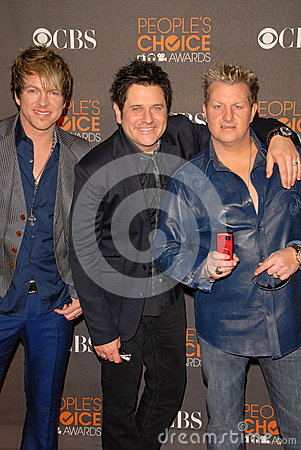 Rascal Flatts Editorial Photo