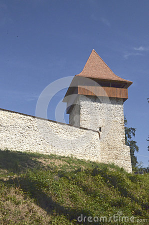 Rasnov citadel, Romania