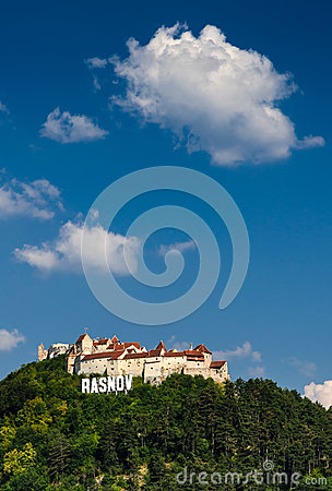 Free Rasnov Medieval Fortress, Transylvania, Romania Royalty Free Stock Photography - 26179757