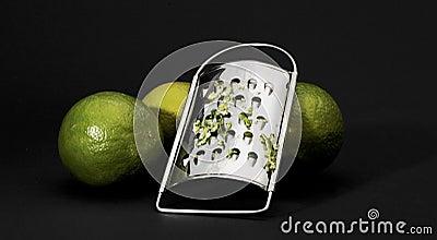 Rasp with limes