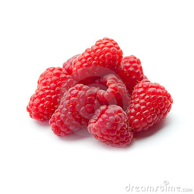 Free Raspberries Royalty Free Stock Image - 10126186