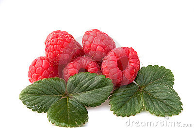 Raspberries Cutout