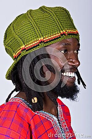 Free Rasta Man Royalty Free Stock Photo - 2841405