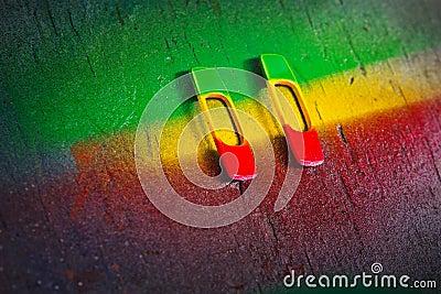 Rastafarian Symbols
