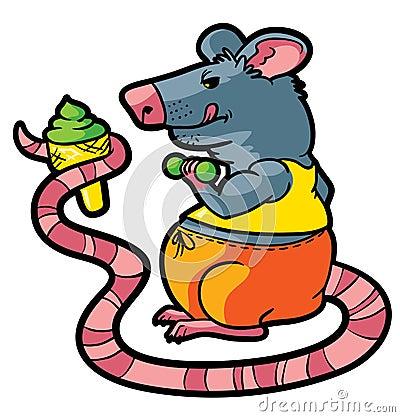 Rat gym