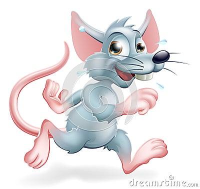 Rat Race Illustration