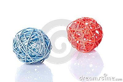 Ratan color balls