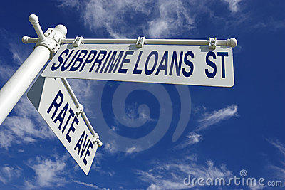 Rate ave and subprime loans st
