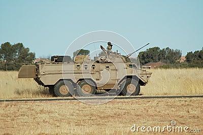 Ratel 20 troop carrier
