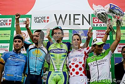 Rathauskriterium 2008 Editorial Photo