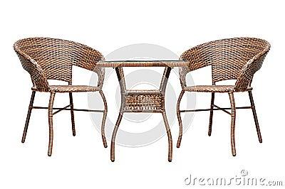 Coffee Table Chairs - Coffee Drinker