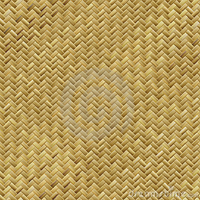 Rattan weave