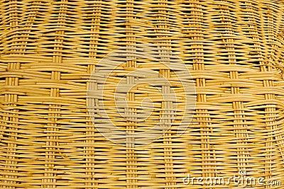 Rattan weave pattern