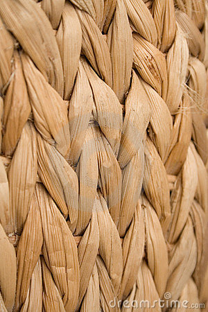 Free Rattan Wickerwork Closeup Royalty Free Stock Photography - 2313817