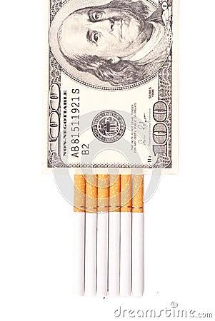 Rauchende Unkosten