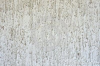 Raue Wand