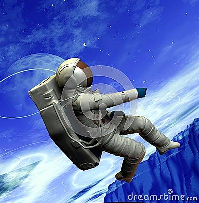 Raumfahrer 20