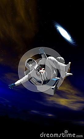 Raumfahrer 33