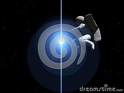 Raumfahrer 44