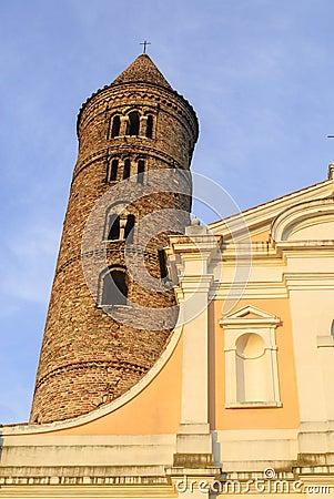 Ravenna - Church of San Giovanni Battista