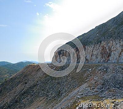 Ravine road