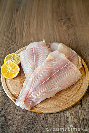 Free Raw Fish Fillet Stock Photos - 18440493