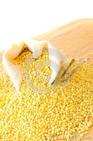 Raw Millet