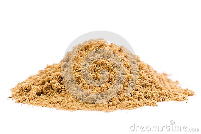 Raw Organic Coriander Spice Powder