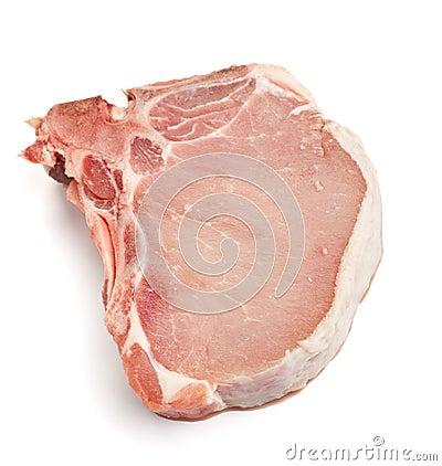 Free Raw Pork Chop Stock Photos - 38311503