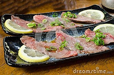 Raw Wagyu Beef- Japanese Style