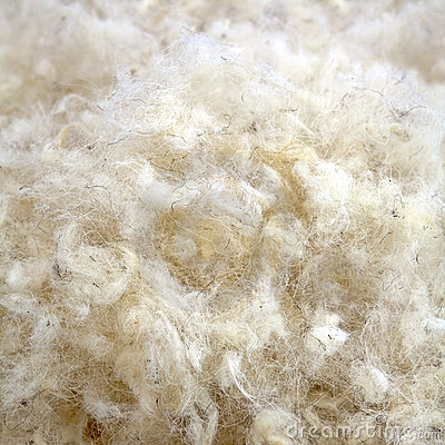 Raw Wool Royalty Free Stock Images - Image: 16248819