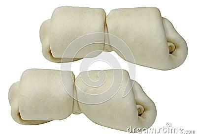 rawhide dog chew bones