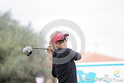 Rawson, Ladies European Tour, Castelllon, 2006 Editorial Stock Photo