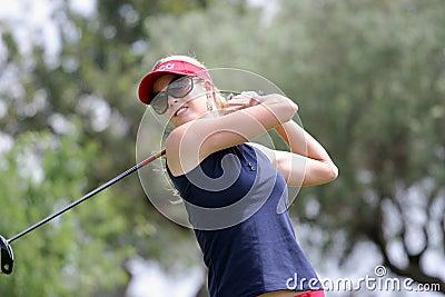 Rawson, Ladies European Tour, Castelllon, 2006 Editorial Photo