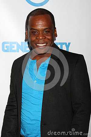 Ray Ford arrives at the 4th Annual Night of Generosity Gala Event Editorial Image