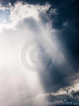 Free Ray Of Light Stock Photography - 9852372