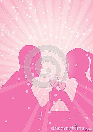 Rays couple celebrating