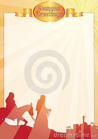 Rays mary and joseph greetings letterr