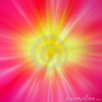 Free Rays Of Coloured Light Stock Image - 110131