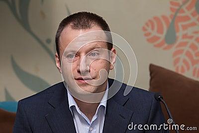 Razvan Petrescu Editorial Stock Image