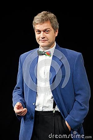 Razvan Popa Editorial Photo